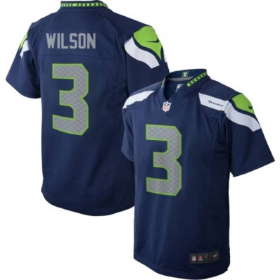 russell wilson jersey youth large