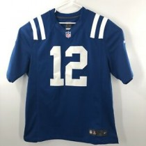 andrew luck stitched jersey